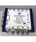 Switch Master 1 Sat - 8 Teilnehmer Multischalter 5/8 HDTV/UHD Made in Germany