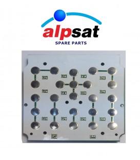 ALPSAT Satfinder Ersatzteil 5HD PRO / AS06-STC Elektronik Keypad spare parts