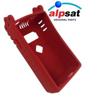 ALPSAT Satfinder Cover Silicone Red