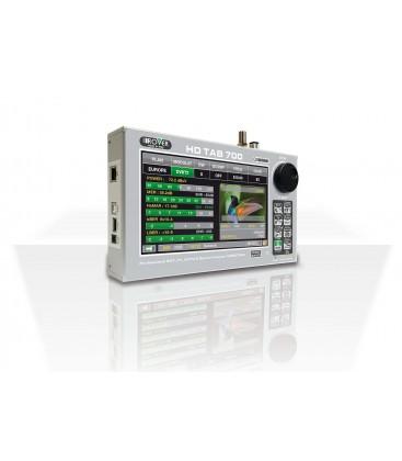 Rover HD TAB7 Plus DVB-S2M/C2/T/T2 mit Digital HD Bild