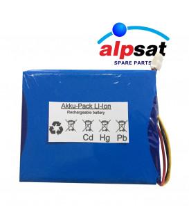 ALPSAT Ersatzteil AS06-STC&AHD Accu