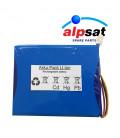 ALPSAT Spare Part AS06-STC&AHD Akku