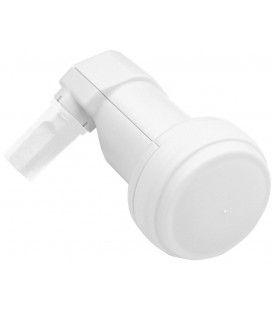SMART Titanium ECO SINGLE LNB 0,1 dB FULL HDTV / UHD-capable