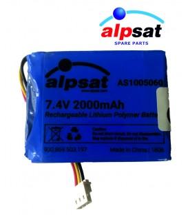 ALPSAT Satfinder Ersatzteil 03-BT Accu