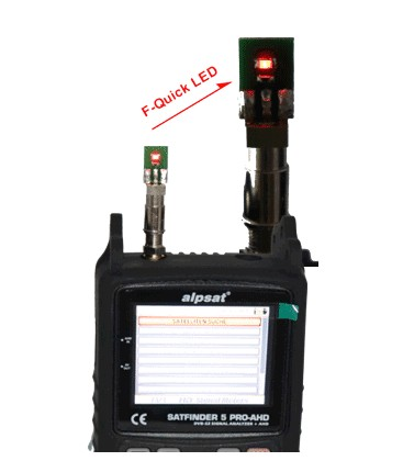 ALPSAT SATFINDER 5 PRO+AHD Special Edition