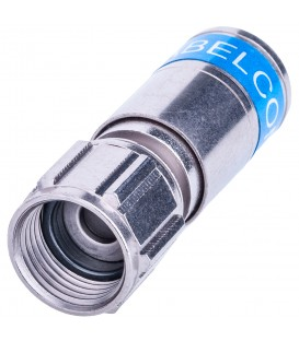 Cabelcon F-6-TD 7.0 QM, TP Technologie, Compression connectors for RG6 (6,4-7,5 mm) Cabel, water proof
