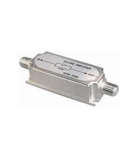 SAT/DVB-T IN-LINE Verstärker, 20dB, 450-2400 MHz