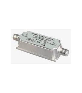 DVB-T IN-LINE Verstärker, 20 dB, 30-950 MHz