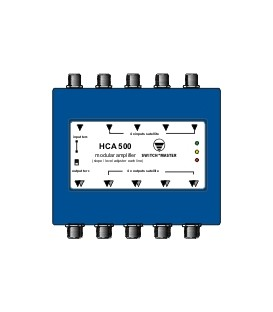 Switch HCA 500 2x5 Professionel Line Ampli and Splitter