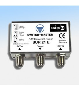 Switch Master PROFESSIONAL Option Schalter Full HD